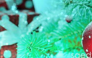 holiday web design